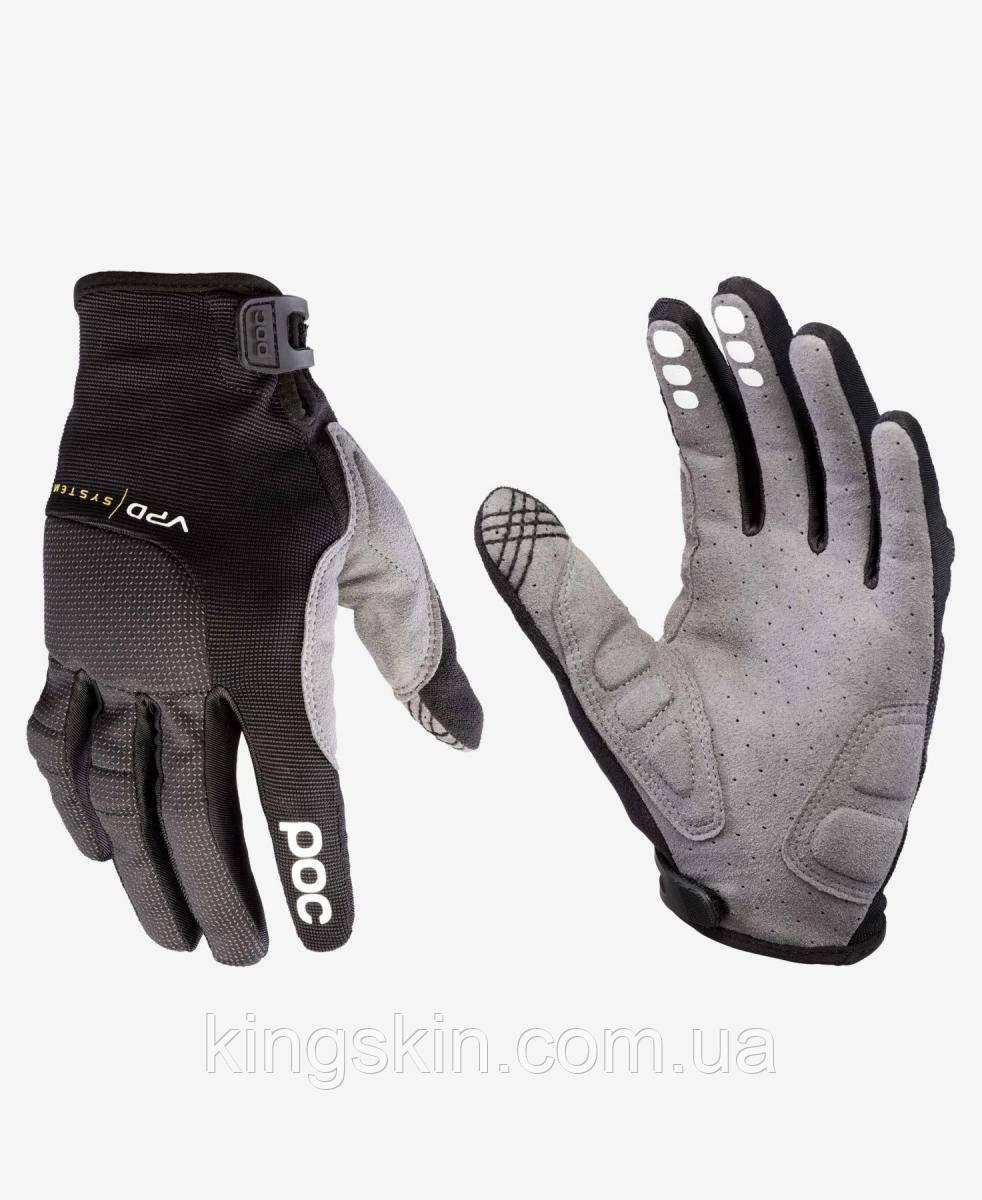 Рукавички Poc Resistance Pro Dh Glove M Uranium Black (1033-PC303401002MED1)