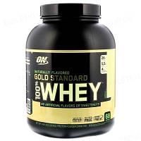 Протеин 100% Natural Whey Gold Standard 2270 g (Vanilla)