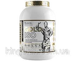 Протеин изолят Gold ISO 2000 g (White Chocolate Cranberry)