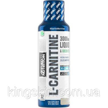 Л-Карнитин 3000 480 мл - 3000L-Carnitine 3000 480 ml (Tangy Orange)