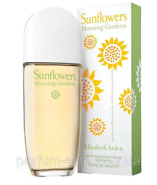 Женская туалетная вода Elizabeth Arden Sunflowers Morning Gardens 100ml(test)