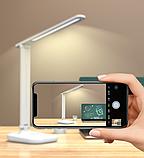 Лампа настільна LED 3 режими (+ вбудований акумулятор), фото 3