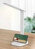 Лампа настільна LED 3 режими (+ вбудований акумулятор), фото 4