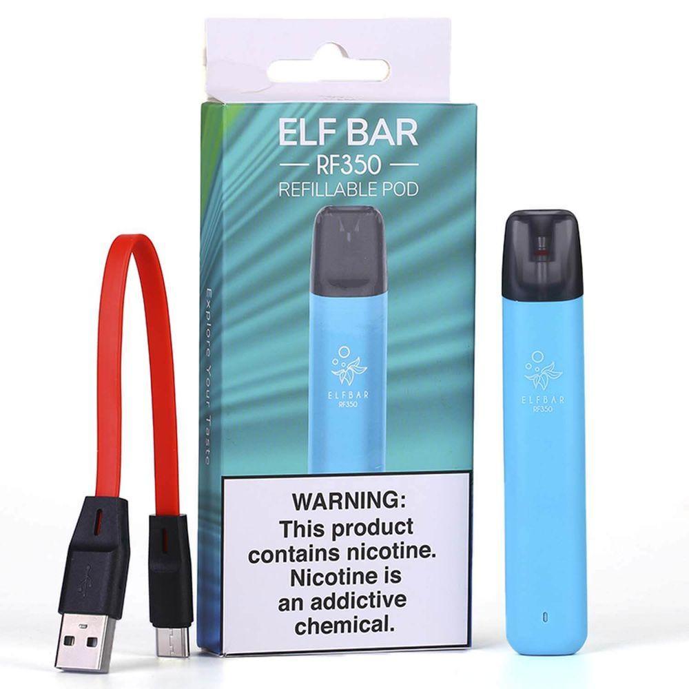 Pod система Elf Bar RF350 Blue