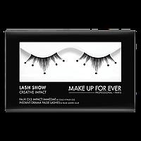 """Художественные ресницы """"LASH SHOW C-801"""" Make Up For Ever"""