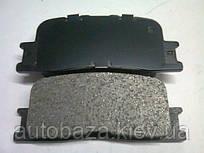 Колодки тормозные задние A21-3501090