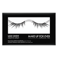 """Художественные ресницы """"LASH SHOW C-802"""" Make Up For Ever"""