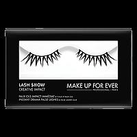 """Художественные ресницы """"LASH SHOW C-803"""" Make Up For Ever"""