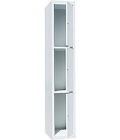 Шкаф ячеечный ШО-300/1-3 - (ВхШхГ - 1800х300х500)