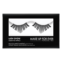 """Художественные ресницы """"LASH SHOW C-804"""" Make Up For Ever"""