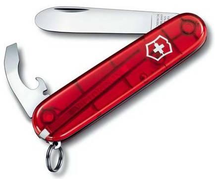 Швейцарский подростковый складной нож Victorinox MY FIRST 02363.T