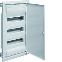 Щит на 36(42) модулей внутренней установки с металлической дверью HAGER VOLTA VU36UA