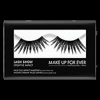 """Художественные ресницы """"LASH SHOW C-806"""" Make Up For Ever"""