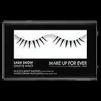 """Художественные ресницы """"LASH SHOW C-807"""" Make Up For Ever"""