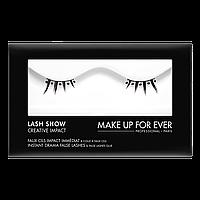 """Художественные ресницы """"LASH SHOW C-808"""" Make Up For Ever"""