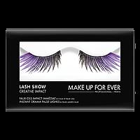 """Художественные ресницы """"LASH SHOW C-809"""" Make Up For Ever"""