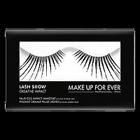 """Художественные ресницы """"LASH SHOW C-811"""" Make Up For Ever"""