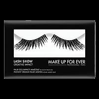 """Художественные ресницы """"LASH SHOW C-812"""" Make Up For Ever"""