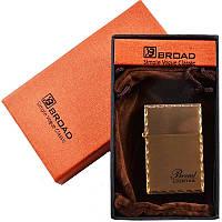 """Зажигалка подарочная """"Broad"""" (4476)"""