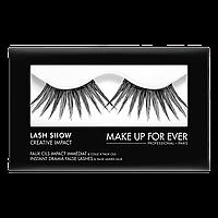 """Художественные ресницы """"LASH SHOW C-813"""" Make Up For Ever"""