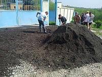 Укладка асфальтовой крошки, строительство временных дорог Харьков