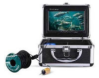 Підводна Камера Lucky FC201 DVR дисплей 7 кабель 20м з записом, фото 1