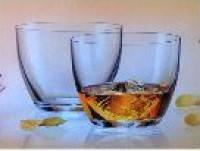 Набор стаканов для виски (6 шт/300 мл.) BOHEMIA Elizabeth 6693