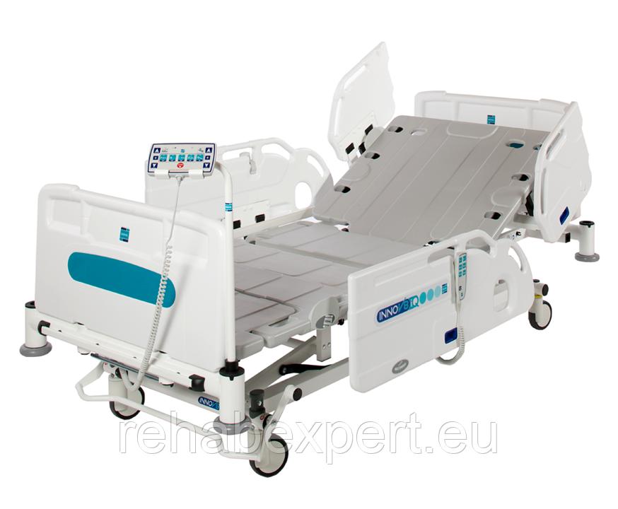 Универсальная кровать Sidhil Innov8 iQ Hospital Ward Bed with Split Side Rails
