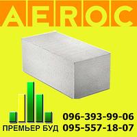 Газоблок Aeroc EcoTerm D-400, 400*200*600