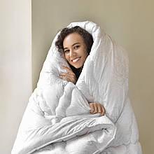 Одеяло Air Dream Classic зимнее 200*220 троянди IDEIA