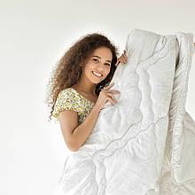 Одеяло Air Dream Classic летнее 175*210 троянди IDEIA