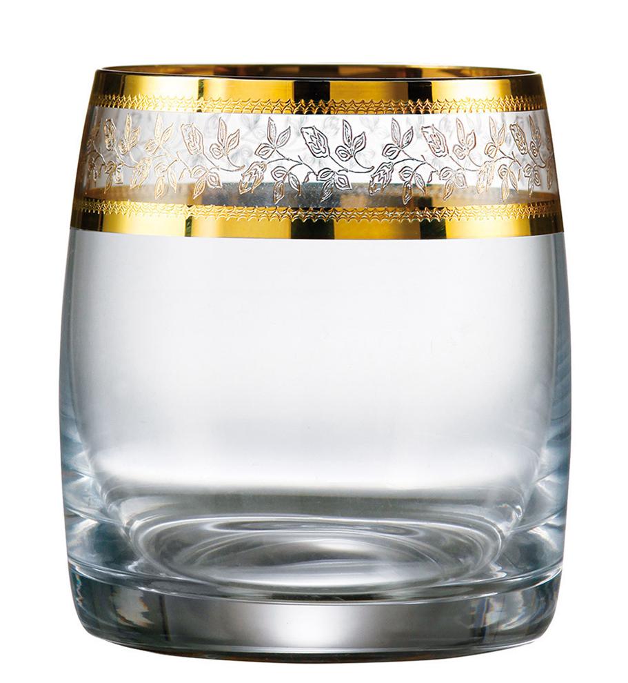 Набор стаканов для виски (6 шт/290 мл.) BOHEMIA Ideal 2286
