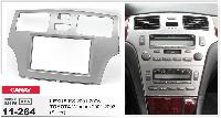 Рамка перехідна Carav 11-264 Lexus ES/Toyota Windom 01-06 Silver 2DIN