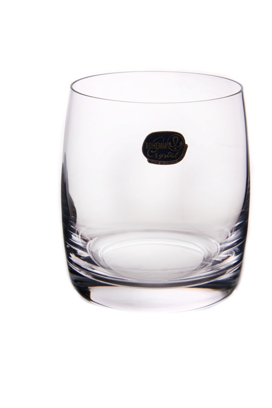 Набор стаканов для виски (6 шт/290 мл.) BOHEMIA Ideal 1683