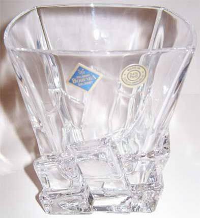 Набор стаканов для виски (6 шт/310 мл.) BOHEMIA Crack 5632, фото 2