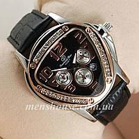 Бюджетные часы Diamond Dior Silver/Black