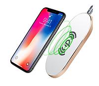 Беспроводное зарядное устройство Awei W2 5W White (6679) ON
