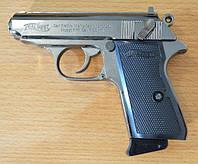 Зажигалка пистолет Walther ppk 7.65 mm