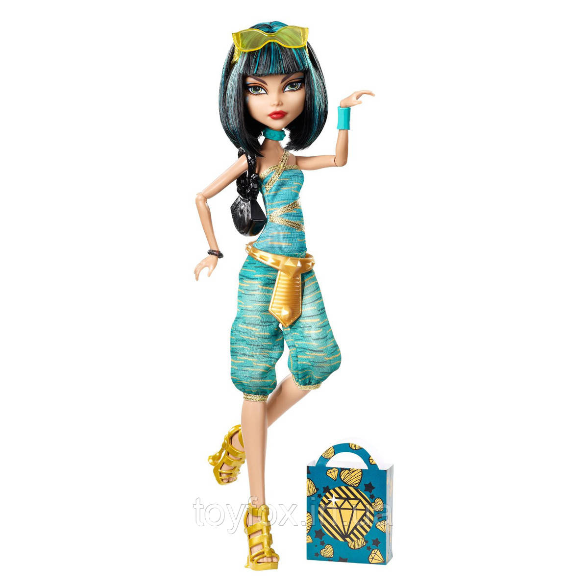 Куклы Монстер Хай Я Люблю Обувь - Monster High I Love Shoes