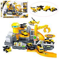 Ігровий набір гараж з транспортом P871-A, 24 деталі