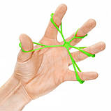 Набор эспандеров 3 шт для пальцев и кисти 4FIZJO 4FJ0255, фото 3
