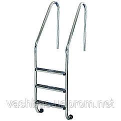 Flexinox Лестница Flexinox Standard AISI-316 (3 ступени)