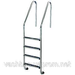Flexinox Лестница Flexinox Standard AISI-304 (4 ступени)
