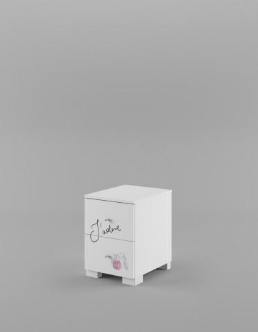 """Тумба - контейнерек """"Fashion Pink"""", Meblik (Польша)"""