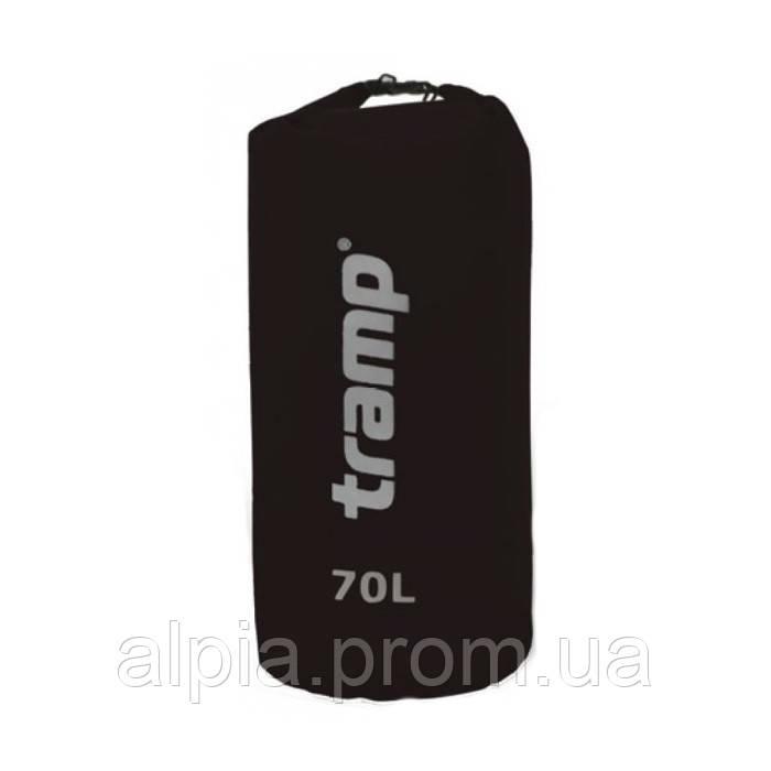 Гермомешок Tramp Nylon PVC 70 TRA-104 черный