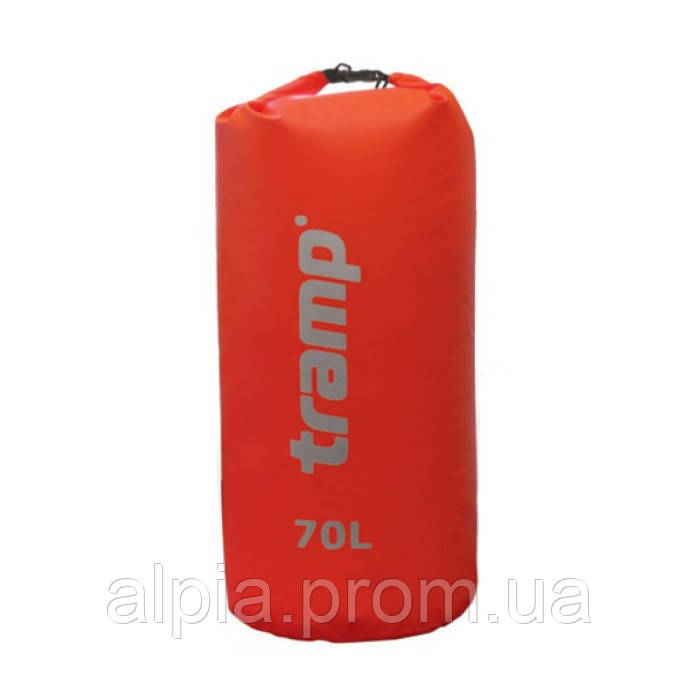 Гермомешок Tramp Nylon PVC 70 TRA-104 красный