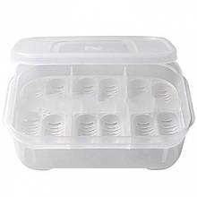 Інкубатор пластиковий на 12 яєць Terrario EggIncubator (Terrario-eggincubator)