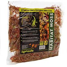 Живий мох Komodo Habitat Moss 1,5л (83003)