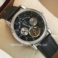 Бюджетные часы Frank Muller Series Silver/Black