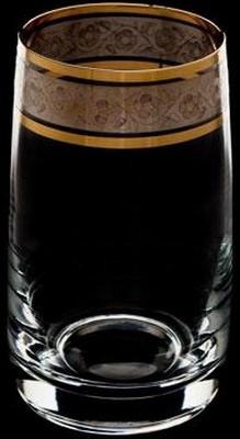 Набор стаканов (250 мл) BOHEMIA Ideal 1628